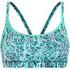 Funkita Sports Top Bikini Kobiety niebieski/biały